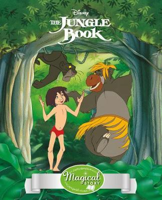 Disney The Jungle Book Magical Story (BOK)