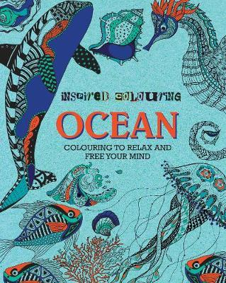 Inspired Colouring - Ocean (BOK)