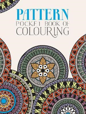 Pattern Pocket Book of Colouring (BOK)