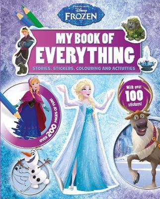 Disney Frozen My Book of Everything (BOK)