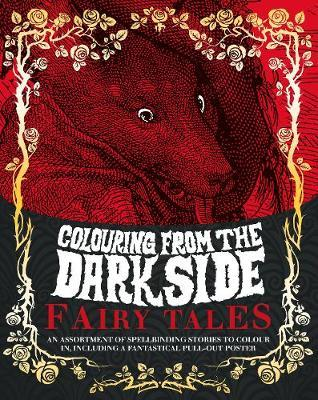 Colouring from the Dark Side Fairy Tales (BOK)