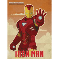 Marvel Iron Man (BOK)