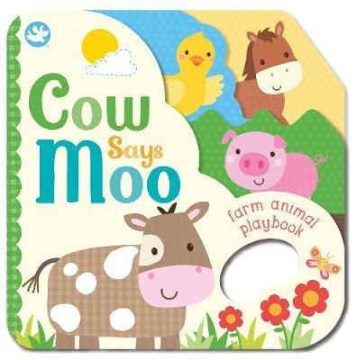 Little Learners Cow Says Moo (BOK)
