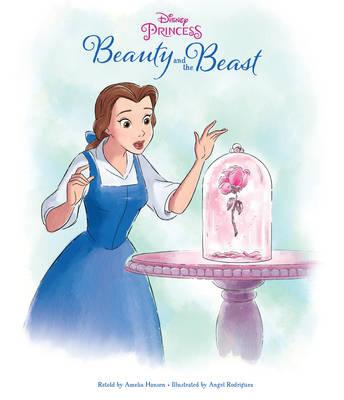 Disney Princess Beauty and the Beast (BOK)
