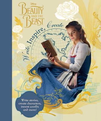 Disney Beauty and the Beast Write, Inspire, Create (BOK)