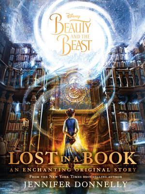 Disney Beauty and the Beast Lost in a Book (BOK)