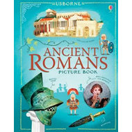 Ancient Romans Picture Book (BOK)