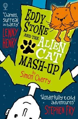 Eddy Stone and the Alien Cat Mash-Up (BOK)