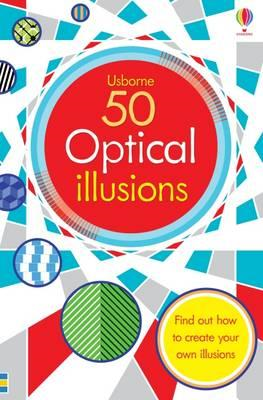 50 Optical Illusions (BOK)