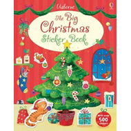 Big Christmas Sticker Book (BOK)