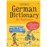 German Dictionary for Beginners (BOK)