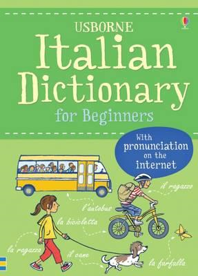 Italian Dictionary for Beginners (BOK)