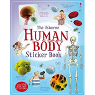 Human Body Sticker Book (BOK)