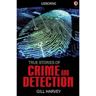 True Stories Crime and Detection (BOK)