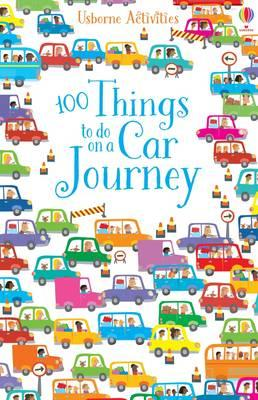 100 Things To Do On A Car Journey (BOK)