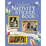 Nativity Sticker Book (BOK)
