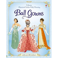 Historical Sticker Dolly Dressing Ball Gowns (BOK)
