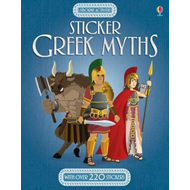 Sticker Greek Myths (BOK)