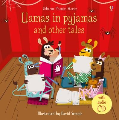 Llamas in Pajamas and Other Tales (BOK)