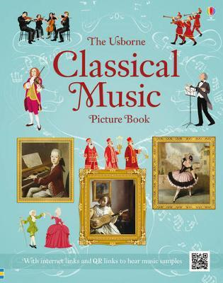 Classical Music Picture Book (BOK)