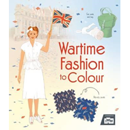 Wartime Fashion to Colour (BOK)