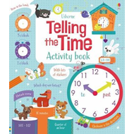 Telling the Time Activity Book (BOK)