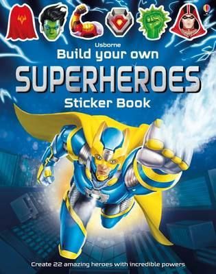 Build Your Own Superheroes (BOK)