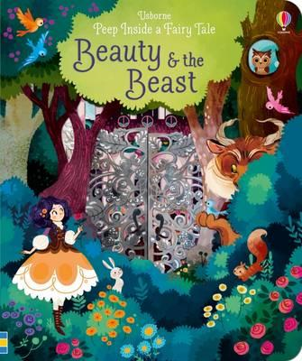 Peep Inside a Fairy Tale Beauty and the Beast (BOK)