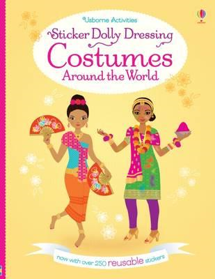 Sticker Dolly Dressing Costumes Around the World (BOK)