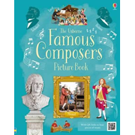 Famous Composers Picture Book (BOK)