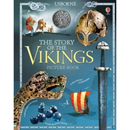 Produktbilde for Story of the Vikings Picture Book (BOK)