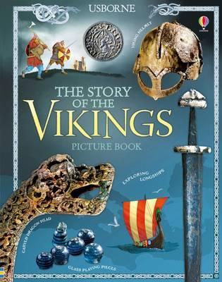 Story of the Vikings Picture Book (BOK)