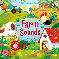 Produktbilde for Farm Sounds (BOK)