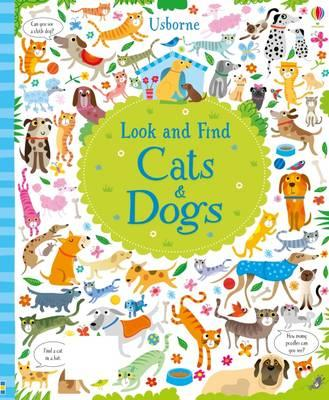 Look and Find Cats and Dogs (BOK)
