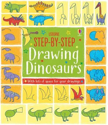 Step-by-Step Drawing Book Dinosaurs (BOK)