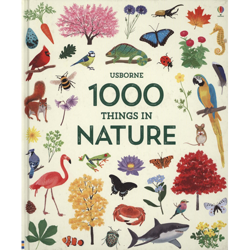 1000 Things in Nature (BOK)