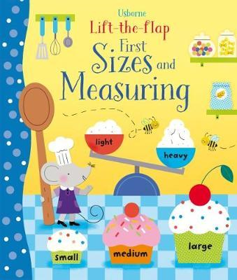 Lift-the-Flap Sizes and Measuring (BOK)