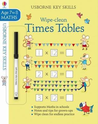 Wipe-Clean Times Tables 7-8 (BOK)