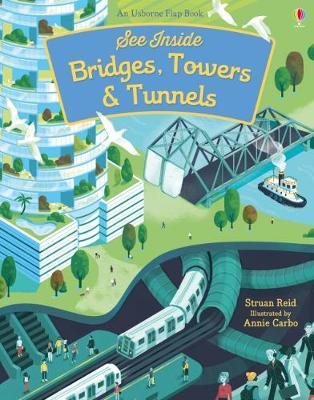 See Inside Bridges, Towers and Tunnels (BOK)