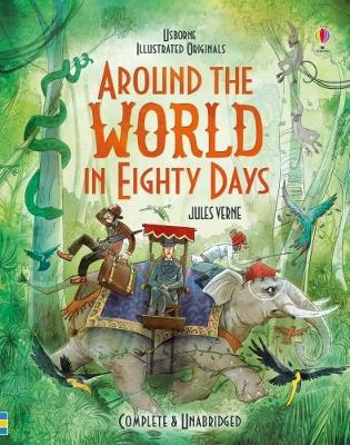 Around the World in 80 Days (BOK)