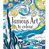 Famous Art to Colour (BOK)