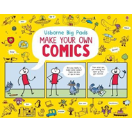 Make Your Own Comics (BOK)