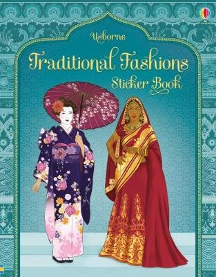 Traditional Fashions Sticker Book (BOK)