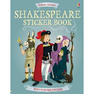 Shakespeare Sticker Book (BOK)