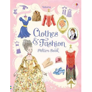 Clothes and Fashion Picture Book �Library Edition] (BOK)