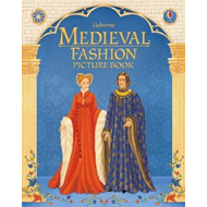 Medieval Fashion Picture Book (BOK)