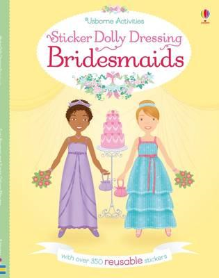Sticker Dolly Dressing Bridesmaids (BOK)