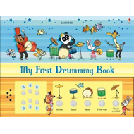 Produktbilde for My First Drumming Book (BOK)