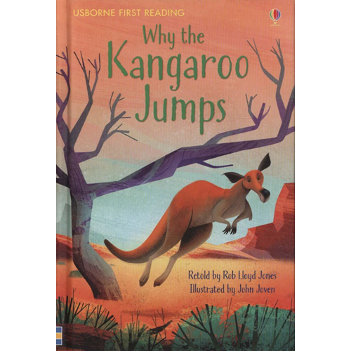 Why the Kangaroo Jumps (BOK)