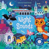 Produktbilde for Night Sounds (BOK)